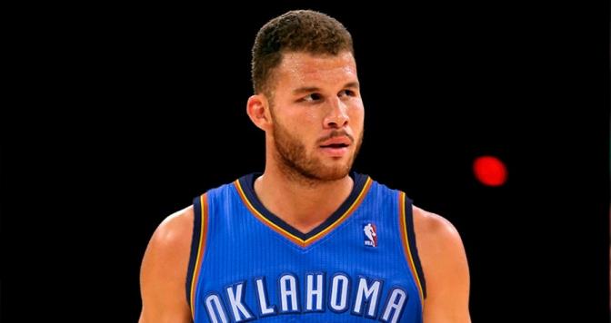 Blake Griffin Thunder