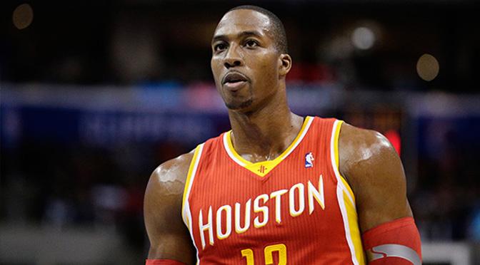 Dwight Rockets Trade