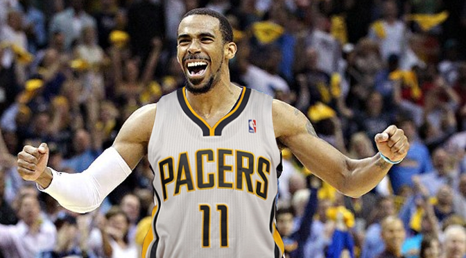 Mike Conley Pacers