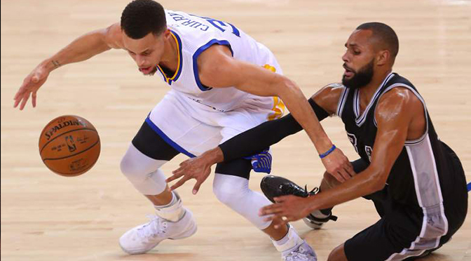 Patty Mills Curry