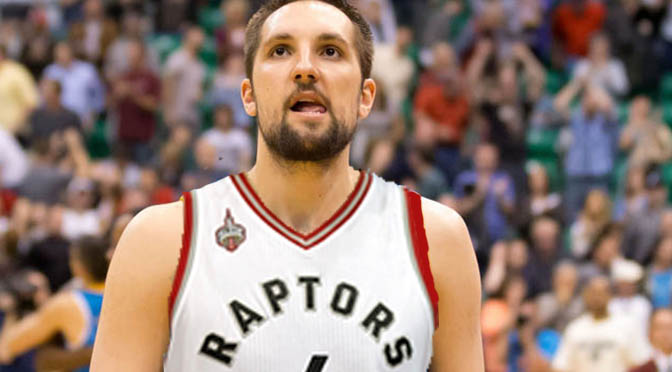 Fake NBA Trade of the Day DEADLINE DAY: Ryan Anderson toToronto