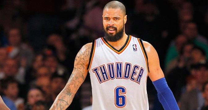 Tyson Chandler Thunder