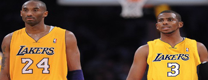 What If Chris Paul Was Traded to theLakers?