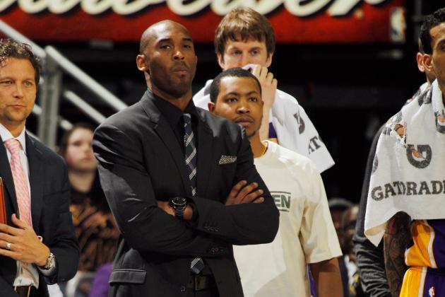Hey Kobe, Come Coach theKnicks!