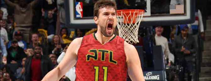 Fake NBA Trade of the Day 5/2/16: Gasol to Atlanta