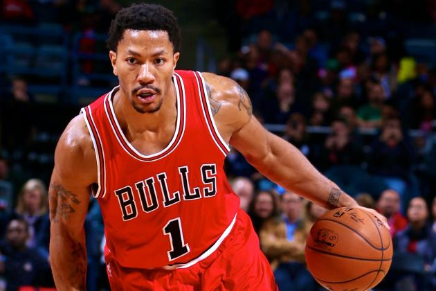 What if Derrick Rose Stayed Healthy?