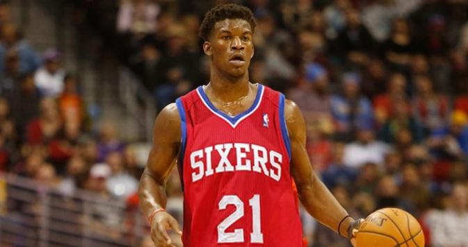 Jimmy Butler 76ers