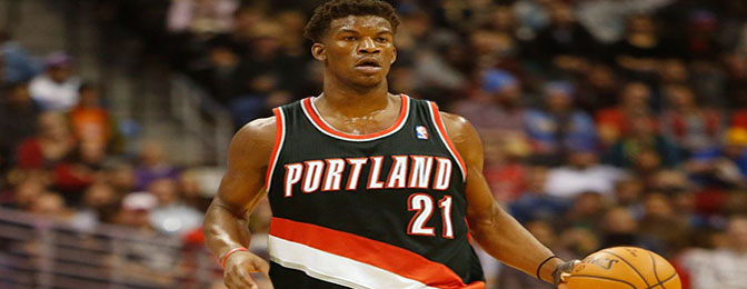Fake NBA Trade of the Day 5/12/16: Jimmy Butler the Blazers