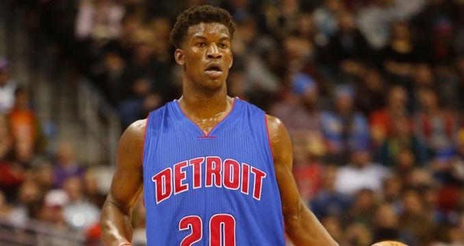 Jimmy Butler Pistons