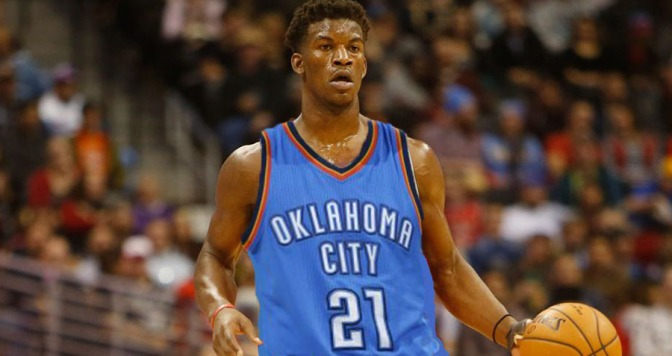 Jimmy Butler Thunder