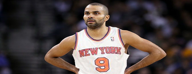 Fake NBA Trade of the Day 5/18/16: Tony Parker to the Knicks