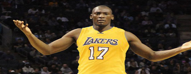 Why Bismack Biyombo Will Sign With theLakers