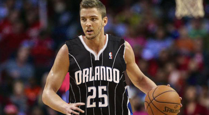 Chandler Parsons Magic2