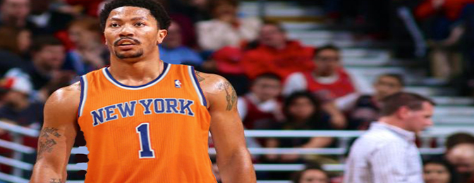 What the Derrick Rose Trade Means for the Knicks