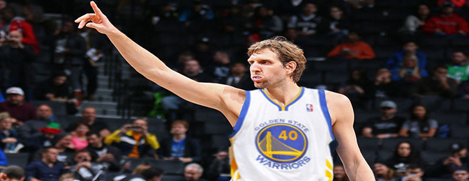 The Mavericks Should Let Dirk Nowitzki Sign With the Warriors
