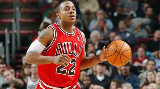 Jay Williams Bulls