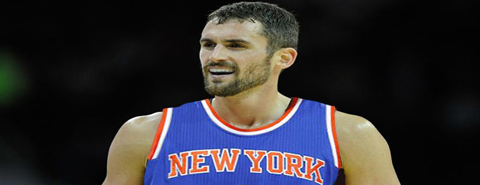 Fake NBA Trade of the Day 6/17/16: Kevin Love to New York