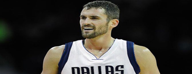 Fake NBA Trade of the Day 6/18/16: Kevin Love to Dallas