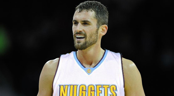 Kevin Love Nuggets 1