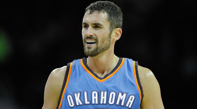 Kevin Love Thunder 1