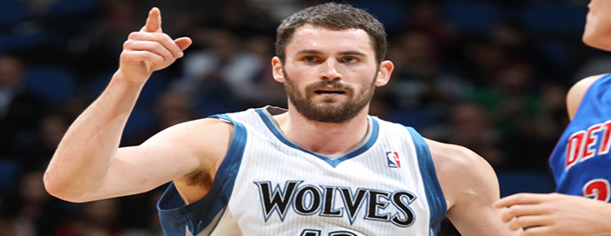 Fake NBA Trade of the Day 6/16/16: Kevin Love Returns to Minnesota