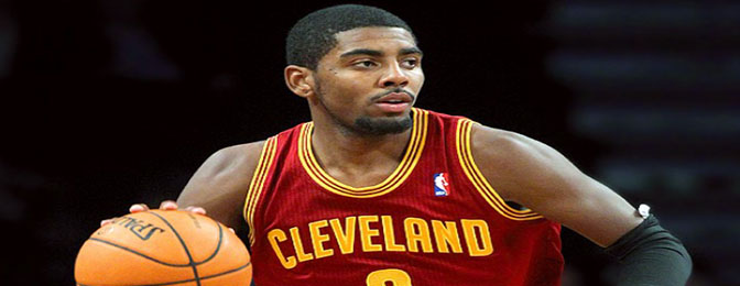 The Cleveland Cavaliers are Nearly Unbeatable When Kyrie IrvingPasses