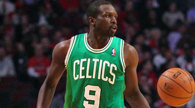 Luol Deng Celtics 1
