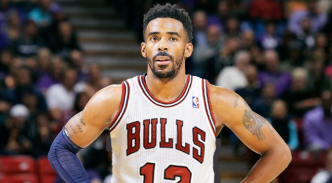 Mike Conley Bulls