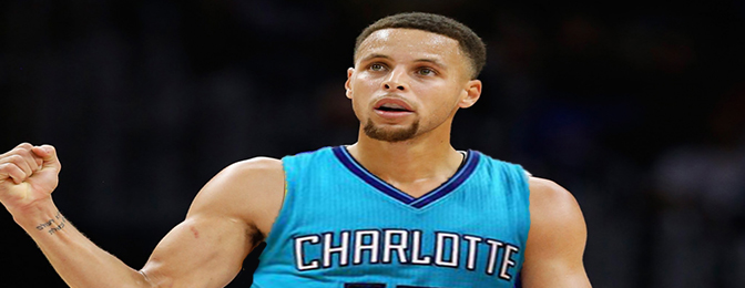 Alright, It's Finally Time to Have the Stephen Curry to Charlotte Conversation