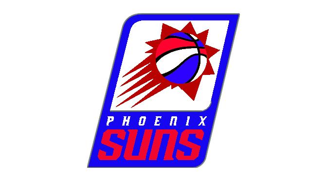 Suns Patriotic Logo