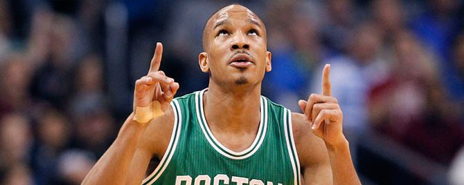 Avery Bradley is the 44th Best Player in Basketball