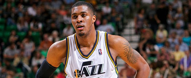 Derrick Favors is the 42nd Best Player in Basketball