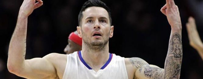 J.J. Redick is the 41st Best Player in Basketball