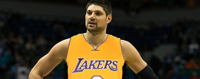 Fake NBA Trade of the Day 7/7/16: Vucevic to the Lakers