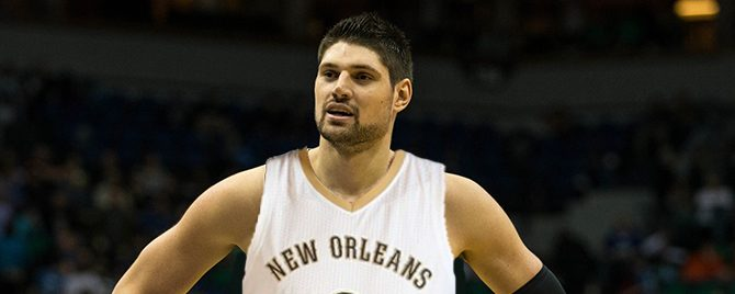 Fake NBA Trade of the Day 7/10/16: Vucevic to New Orleans