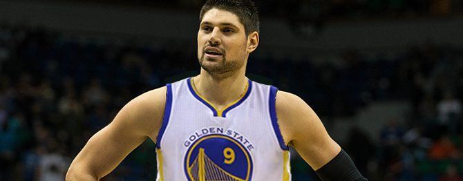 Fake NBA Trade of the Day 7/5/16: Vucevic to Golden State