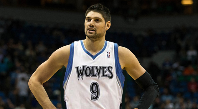 Vucevic Wolves